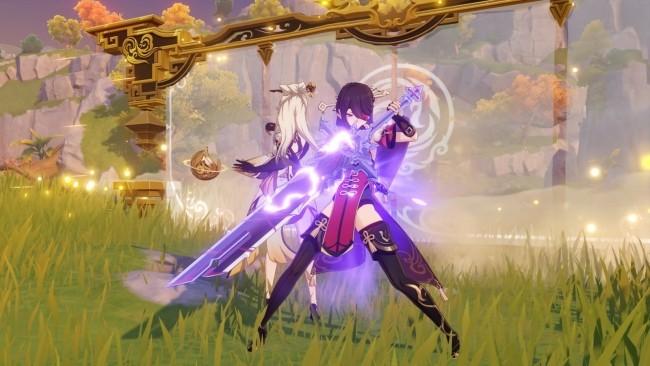 Электро слабее чем Гео в Genshin Impact? Давайте разберёмся