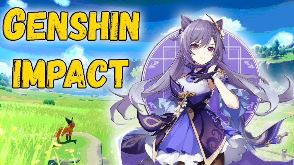 Советы новичку в Genshin Impact