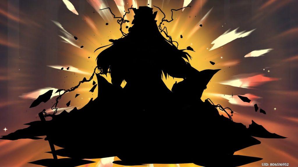 Взгляд на карточВзгляд на карточки персонажей в Genshin Impactки персонажей в Genshin Impact