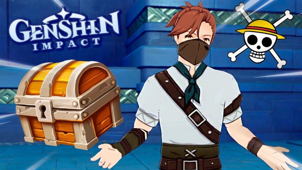 Сокровища пирата Риндзо